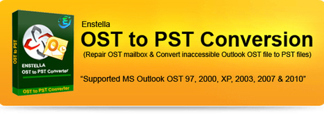 OST to PST EXE | Recover Data OST PST & Export OST file into PST | OST to PST Recovery Tool | Scoop.it