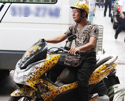 Danh hài Tấn Beo bị mất trộm xe độc   Diễn Đàn Nội Thất - Diễn Đàn Rao Vặt Miễn Phí   songkinhcut   Scoop.it