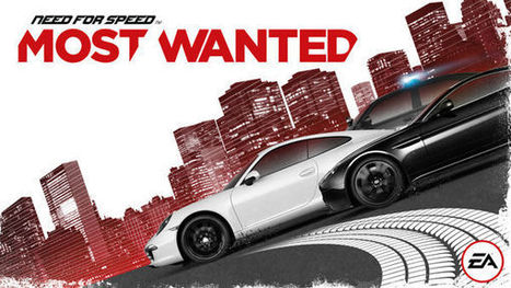 Need For Speed Most Wanted offert pour une durée limitée | Freewares | Scoop.it