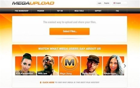 Was Megaupload Shutdown Because Of Megabox? | Kill The Record Industry | Scoop.it