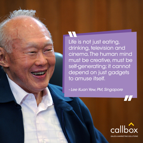 7 Inspiring Quotes from Famous Asian Entrepreneurs that Appointment Setters Should Live By | Event Marketing | Scoop.it