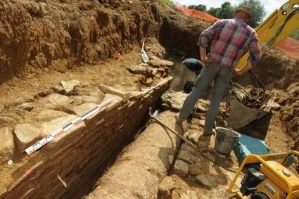 L'aqueduc romain de Vors, un trésor d'ingéniosité   LVDVS CHIRONIS 3.0   Scoop.it