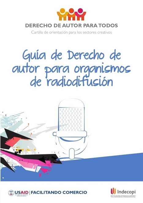 Guía de Derecho de autor para organismos de radiodifusión | Educacion, ecologia y TIC | Scoop.it