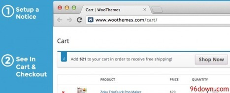 WooCommerce Cart Notices Plugin | Download Free Nulled Scripts | water | Scoop.it