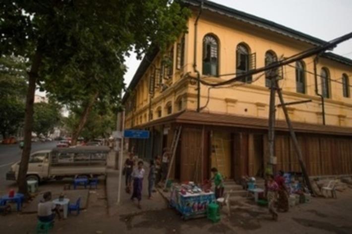 Birmanie: redonner vie au Vieux-Rangoon en rénovant le patrimoine colonial | Le Point | Asie | Scoop.it