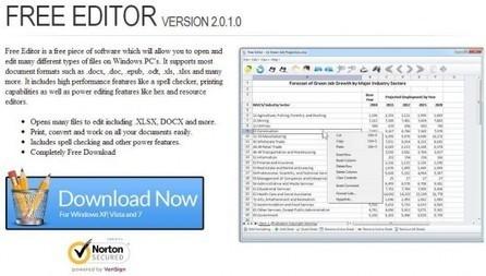 Un utilitaire pour ouvrir tout type de fichiers, Free Editor | Ballajack | INFORMATIQUE 2015 | Scoop.it