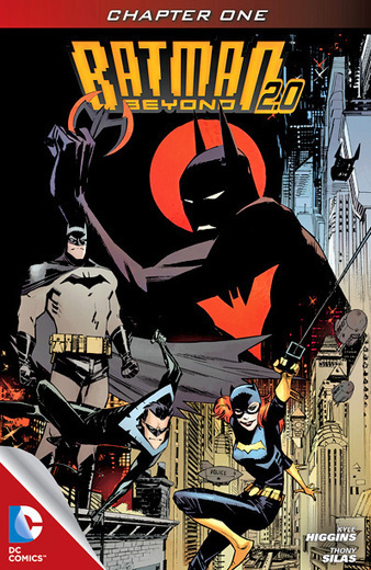 'Batman Beyond 2.0′: Kyle Higgins talks new digital comic series, his dream movie version | EW.com | Book Talk | Scoop.it