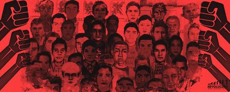 Difundir imagen del cadáver desollado de Mondragón fue amenaza directa hacia la población mexicana: Ackerman | Activismo en la RED | Scoop.it