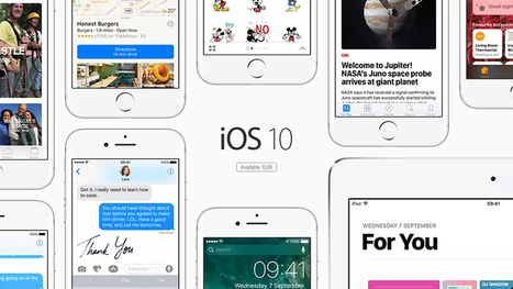 23 Things You Can Do in iOS 10 You Couldn't Before | Educational programs, user guides and tips | Scoop.it