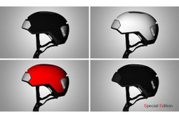 Torch Bicycle Helmet | Active Commuting | Scoop.it