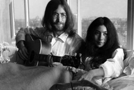 elektrogitar: Beatles'da Yoko Ono - Lennon Mevzuu | gitar | Scoop.it