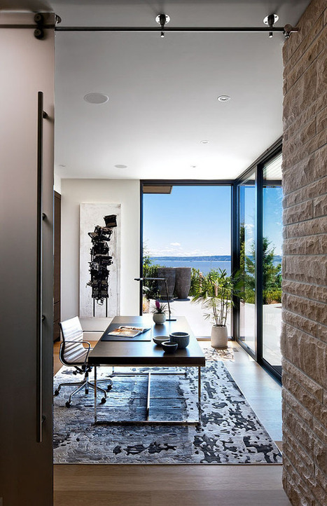 West Vancouver Residence with spectacular ocean views | Home Decor and Lifestyle | Scoop.it