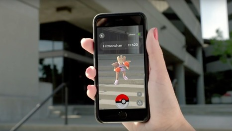 How Pokémon Go is improving your city | Social theory in Popular Culture | Scoop.it