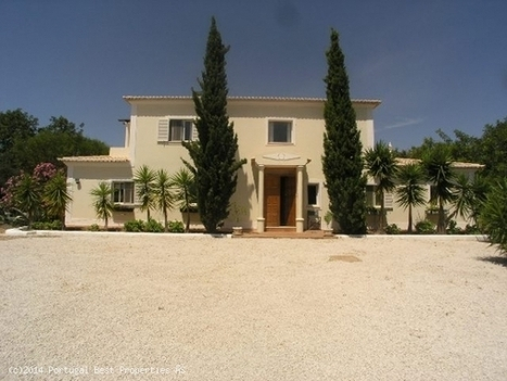 Outstanding Quinta style Villa with 7 hectares of land and stables, Silves | Portugal Best Properties | Scoop.it