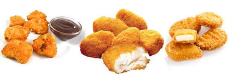 Ces substances que nous cachent... les nuggets de poulet | Toxique, soyons vigilant ! | Scoop.it