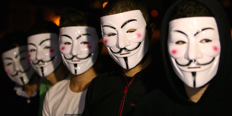 It Is Now Illegal To Wear An Anonymous Mask In America | EndGameWatch | Scoop.it
