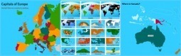 Resource: World Geography Games | UKEdChat.com - Supporting the #UKEdChat Education Community | Edtech PK-12 | Scoop.it
