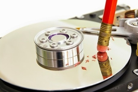 A COMPLETE GUIDE TO DATA DESTRUCTIO | Wiping A Hard Drive | Scoop.it