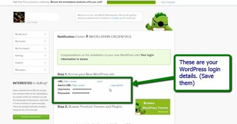 How to Install WordPress on Bluehost   Web Hosting   Scoop.it