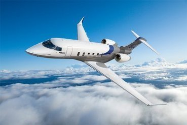 Bombardier lance l'avion d'affaires Challenger 350 | General Aviation | Scoop.it