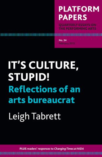 Reflections of an Arts Bureaucrat | Careermangoe - Creative Careers | Scoop.it
