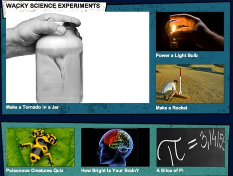 Head Rush : Science Channel | Leadership Think Tank | Scoop.it