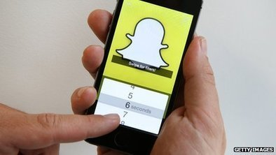 Nude 'Snapchat images' put online | Internet Safety | Scoop.it