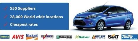 Cheapest Rental Cars At The Best Car Rental Deals | Orlando, Las Vegas, Phoenix, Chicago, Los Angeles | Travel | Scoop.it