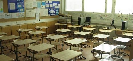 Si vous voulez que les enfants soient plus attentifs en classe, donnez-leur des bureaux debout | Education et TICE | Scoop.it