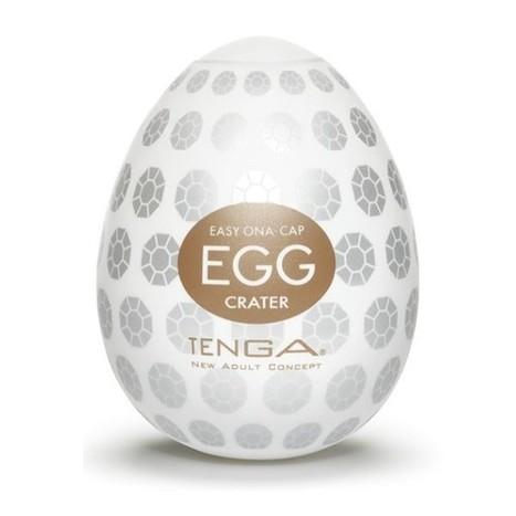 Tenga Egg Crater ovetto masturbatore   Scopri le novità e i nuovi Sex Toy di Design e Alta Qualità   Scoop.it