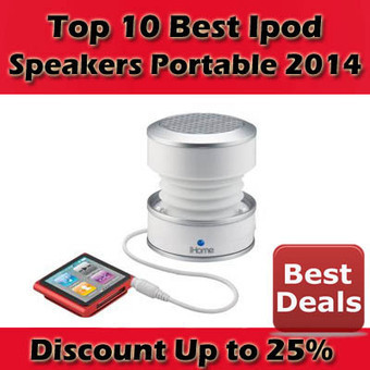 Top 10 Best Portable iPod Speakers 2014 | R10reviews.com | gadget | Scoop.it