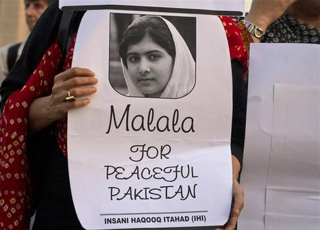 Pakistan : Malala Yousufzai transférée à Rawalpindi | socialization | Scoop.it