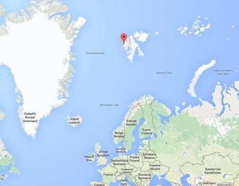 Dans l'observatoire du vertigineux réchauffement de l'Arctique | Des liens en Hist-Géo | Scoop.it