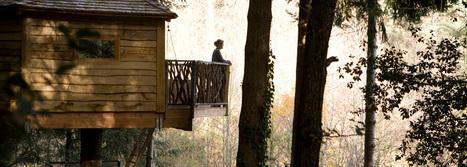 Cabanes als arbres   allotjaments la Selva   Scoop.it