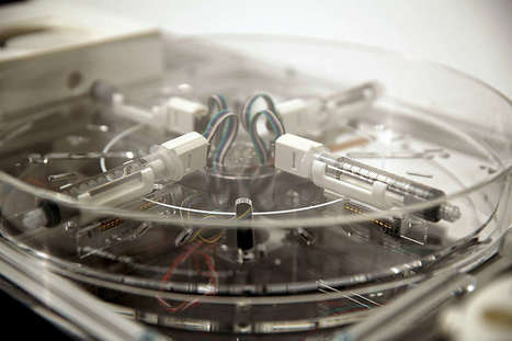 The Desktop Gene Machine | DigitAG& journal | Scoop.it