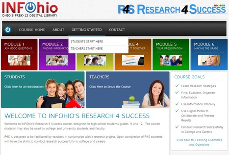 Research for Success | High School College & Career Readiness Tools | Scoop.it
