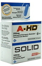 A-HD + Solid Promo | Fitness & Supplement News | Scoop.it