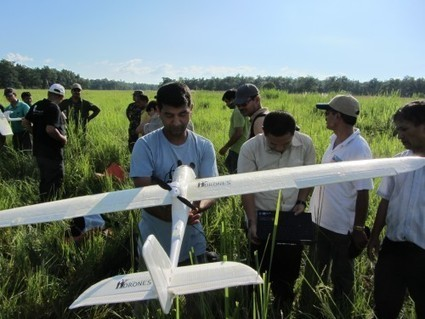 India: Wildlife Protected By UAV Technology | Wildlife Trafficking: Who Does it? Allows it? | Scoop.it