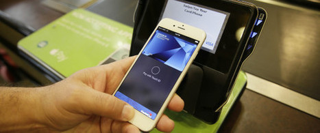 Apple Pay Is Coming To Canada: Will There Be A 'Collision' With The Banks? | Digital-Tech Notes | Scoop.it