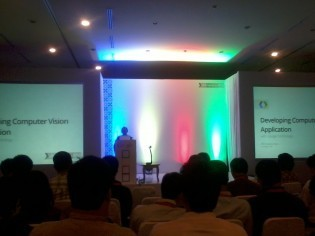Google Dev Fest 2012 Shows the Future of Augmented Reality | Augmented Reality Stuff For You | Scoop.it