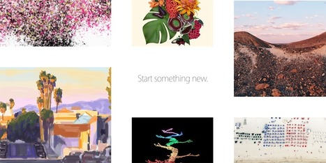 Apple offering creative iPhone photography and iPad art workshops worldwide in the new year | Macwidgets..some mac news clips | Scoop.it