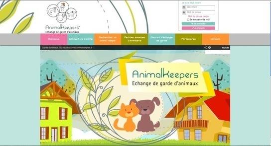 AnimalKeepers, l'échange de garde d'animaux gratuit