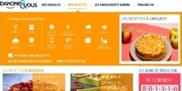 Danone modernise le site de son programme relationnel | E-reputation & Communication | Scoop.it