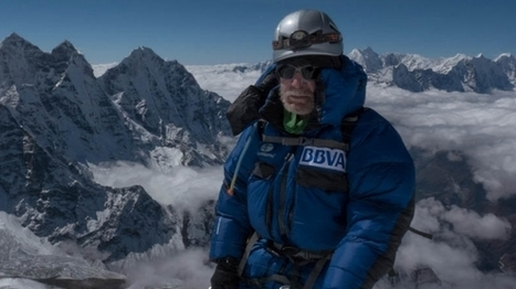 Il 77enne Carlos Soria in vetta all'Annapurna | Neve & Valanghe | Scoop.it