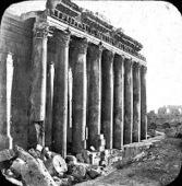 Ingeniería Romana: Baalbek en el valle de Beqa'a (Líbano). Antigua ... | Historia Antigua | Scoop.it