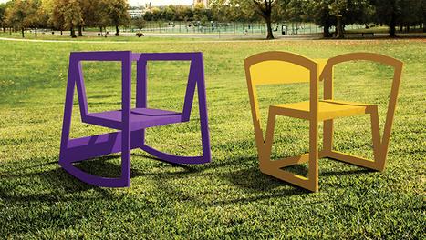 NYC Chair Competition: Public art meets industrial design ... | art et design | Scoop.it
