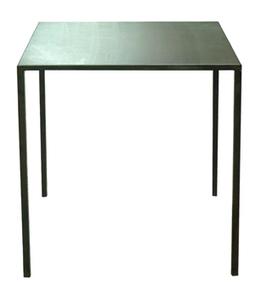 Dadra | Mesas de hierro y madera estilo industrial medida | MESA HIERRO NEO 2 PLANCHA | Muebles de estilo industrial de hierro | Scoop.it