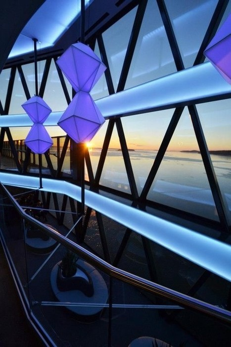 STX Finland delivers Viking Grace most advanced cruise ferry of her ... | Finland | Scoop.it