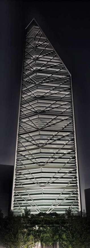 Torre Reforma, le gratte-ciel conçu pour résister aux séismes | Planete DDurable | Scoop.it