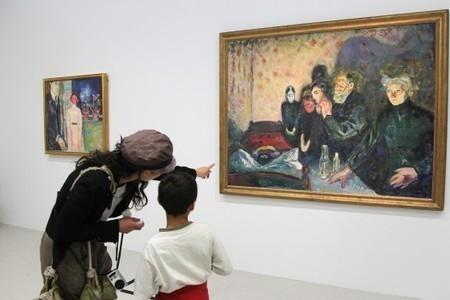 Emmener ses enfants au musée a-t-il un sens ? - Le Monde | MUZEO, vers une nouvelle muséographie. | Scoop.it